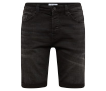 Shorts 'onsPLY' black denim