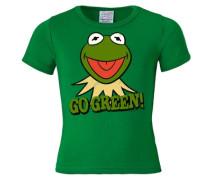 """T-Shirt """"Kermit der Frosch"""" grün"""