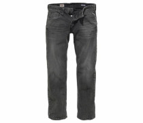 5-Pocket-Jeans 'Newbill' black denim