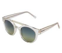 Sonnenbrille 'Dreyfuss' transparent