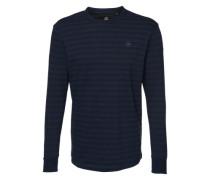 Shirt 'Phaen stripe r t l/s' blau