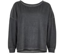 Sweatshirt 'crew Relax Velvet'