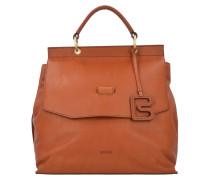 Handtasche rostbraun