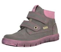 Halbschuhe grau / pink