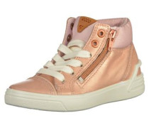 Sneaker rosegold / pink