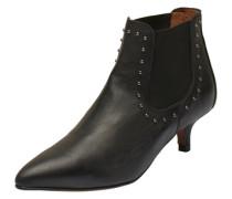 Pfennigabsatz-Schuhe schwarz