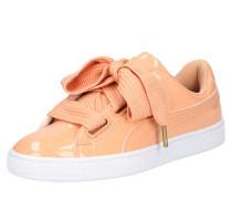 Sneaker 'Basket Heart' koralle