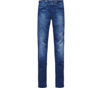 Jeans »Como LW Ivy« blau