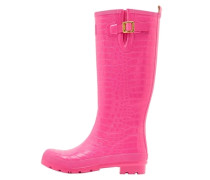 Boots Crockington pink