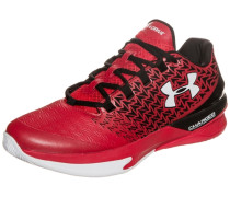 "Basketballschuh ""ClutchFit Drive 3 Low"" rot"