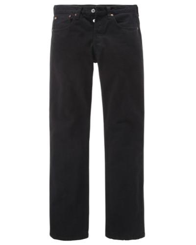 5-Pocket-Jeans '501' black denim