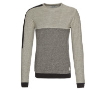 Sweater 'onsFENNEL' grau