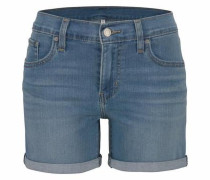 Jeansshorts 'Update' blue denim