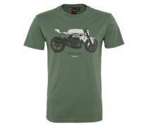 T-Shirt 'agott Tee' aqua