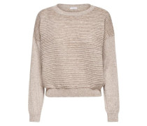 Pullover 'Jdyclub' taupe