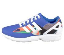Sneaker 'ZX Flux' blau / orange