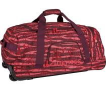 Rolling Duffle Large 2-Rollen Reisetasche rot
