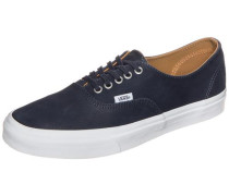 'Authentic Decon Premium Leather' Sneaker Herren kobaltblau