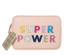Tasche 'Super Power' altrosa