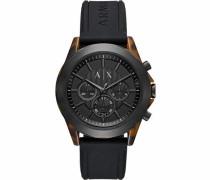 Chronograph 'ax2610' braun / schwarz