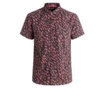 »Renogade - Kurzarmhemd« rot