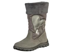 Stiefel grau / taupe / silbergrau