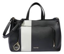 Handtasche 'Natasha' schwarz