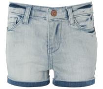 Jeanshorts 'Joy' blau