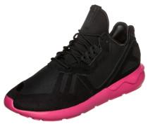 Tubular Runner Sneaker schwarz