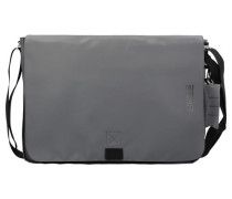 'Punch 711 Messenger' 41 cm Laptopfach grau