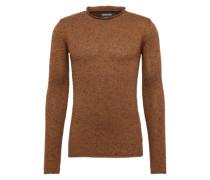 Pullover 'egildko Knit' braun