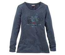 Langarmshirt »Scillalla« blau