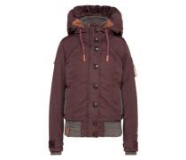 Female Jacket 'Shortcut IV' bordeaux