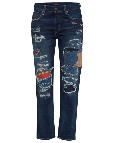 Jeans 'avery' blue denim
