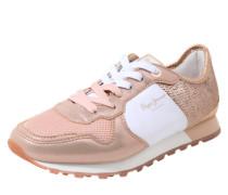 Sneaker 'Verona' mit Pailletten rosa
