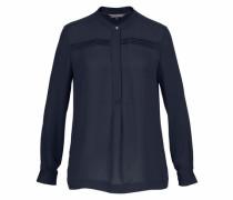 Klassische Bluse »Kender« blau