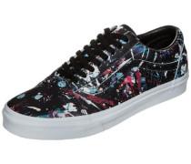 Old Skool Paint Splatter Sneaker mischfarben / schwarz