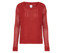 Pullover 'voyage' rot