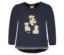 Sweatshirt Mädchen Baby marine