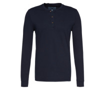 Shirt 'men's serafino ls' blau
