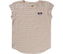 T-Shirt für Mädchen beige
