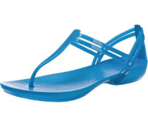 Isabella T-strap Blue Sandaletten blau