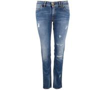 Jeans Alva Straight blau