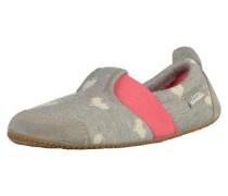 'Hausschuhe' grau / rosa