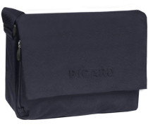 Hitec Messengerbag Nylon 31 cm blau