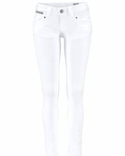 'Piper' Jeans weiß