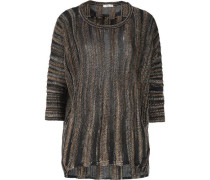 Pullover braun / bronze