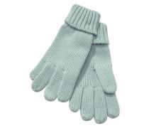 Strickhandschuhe grün