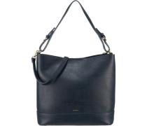 'Wasima' Handtasche kobaltblau