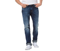 Jeans 'Antonio' blau